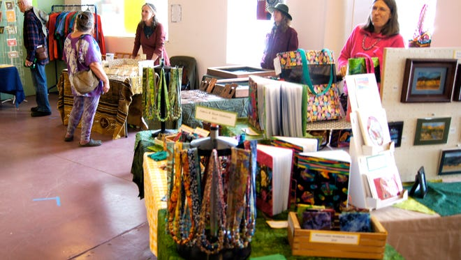 The Silver City Food Co-Op will hold an Artisan Market on Saturday, the day before Valentine's Day, featuring the work of several local artists.