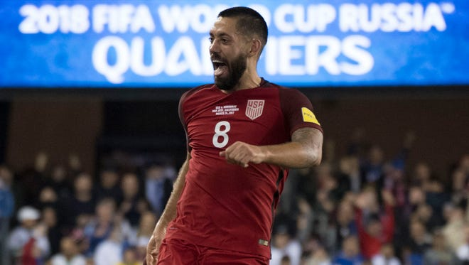 Clint Dempsey's return to the U.S. national squad Friday was stunning as he scored three goals vs. Honduras.