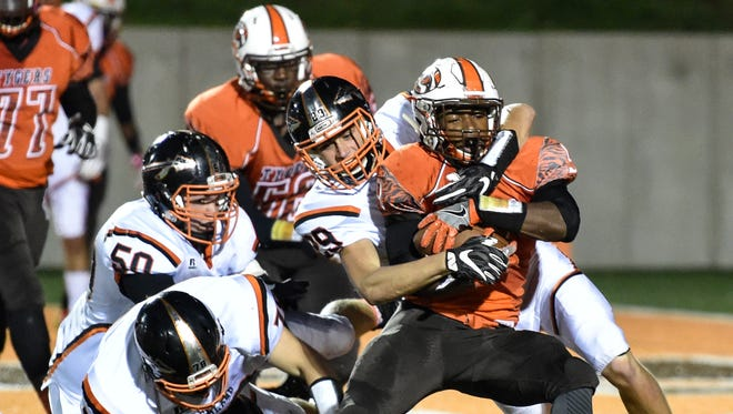 Mansfield Senior will move from Division II to Division III for the 2017 football season due to enrollment numbers.