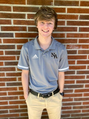 Brayden Poorvin, from North Augusta High School, is among 20 outstanding students in the Class of 2020 who have been selected for The Augusta Chronicle's 18th annual Best & Brightest Awards.