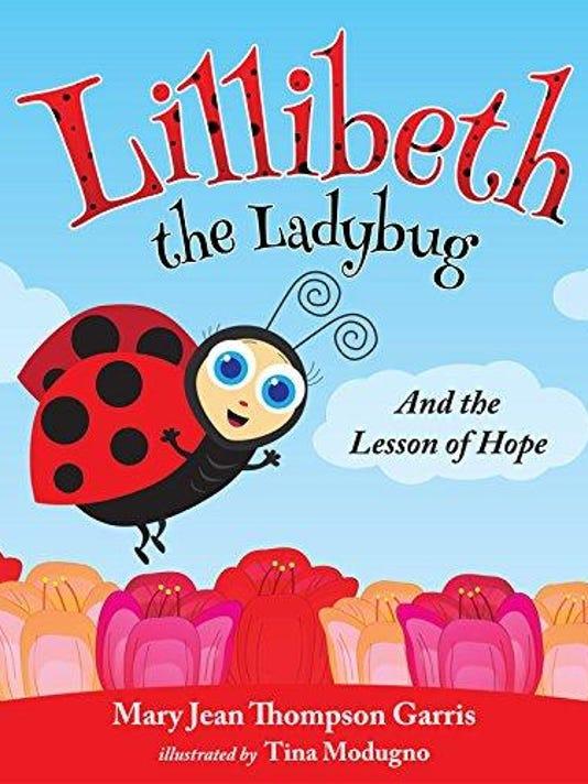 book column lilibeth the ladybug cover