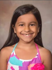 Zainab Momin, a third-grader at Pike Road Elementary, died of the flu Jan. 16, 2018.