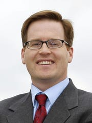 Iowa Insurance Commissioner Nick Gerhart