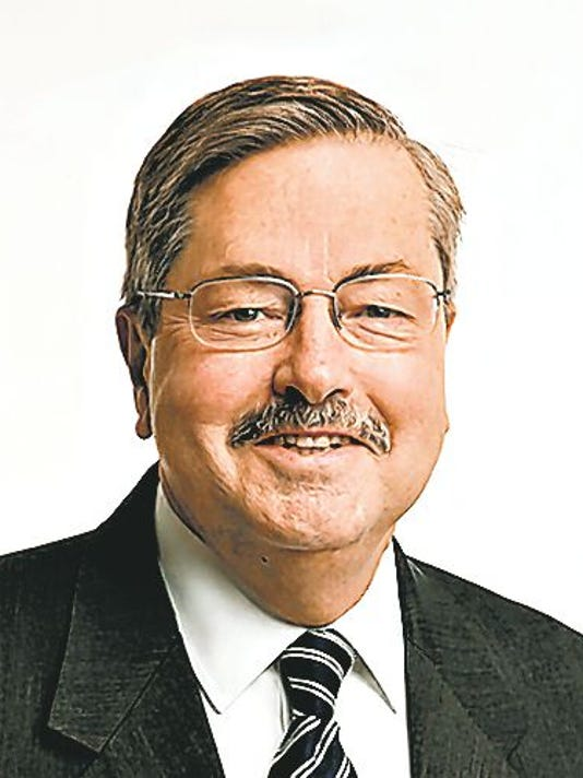 Terry Branstad, Republican candidate for governor