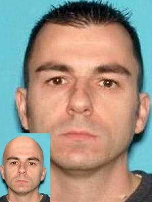Kristopher Dohm, 36, is wanted on a federal warrant for unlawful flight to avoid prosecution. He was accused of abducting his two sons, Jaxon, 7, and Parker, 8, from Hopatcong, N.J., and is believed to be in Nevada.