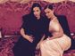 Adriana Lima hangs out with fellow supermodel Irina