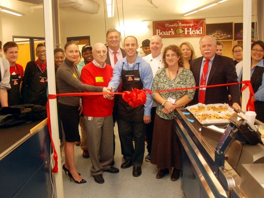 Training Supermarket Opens at Union County Vocational-Technical High School