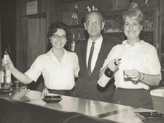 Albert at Bar