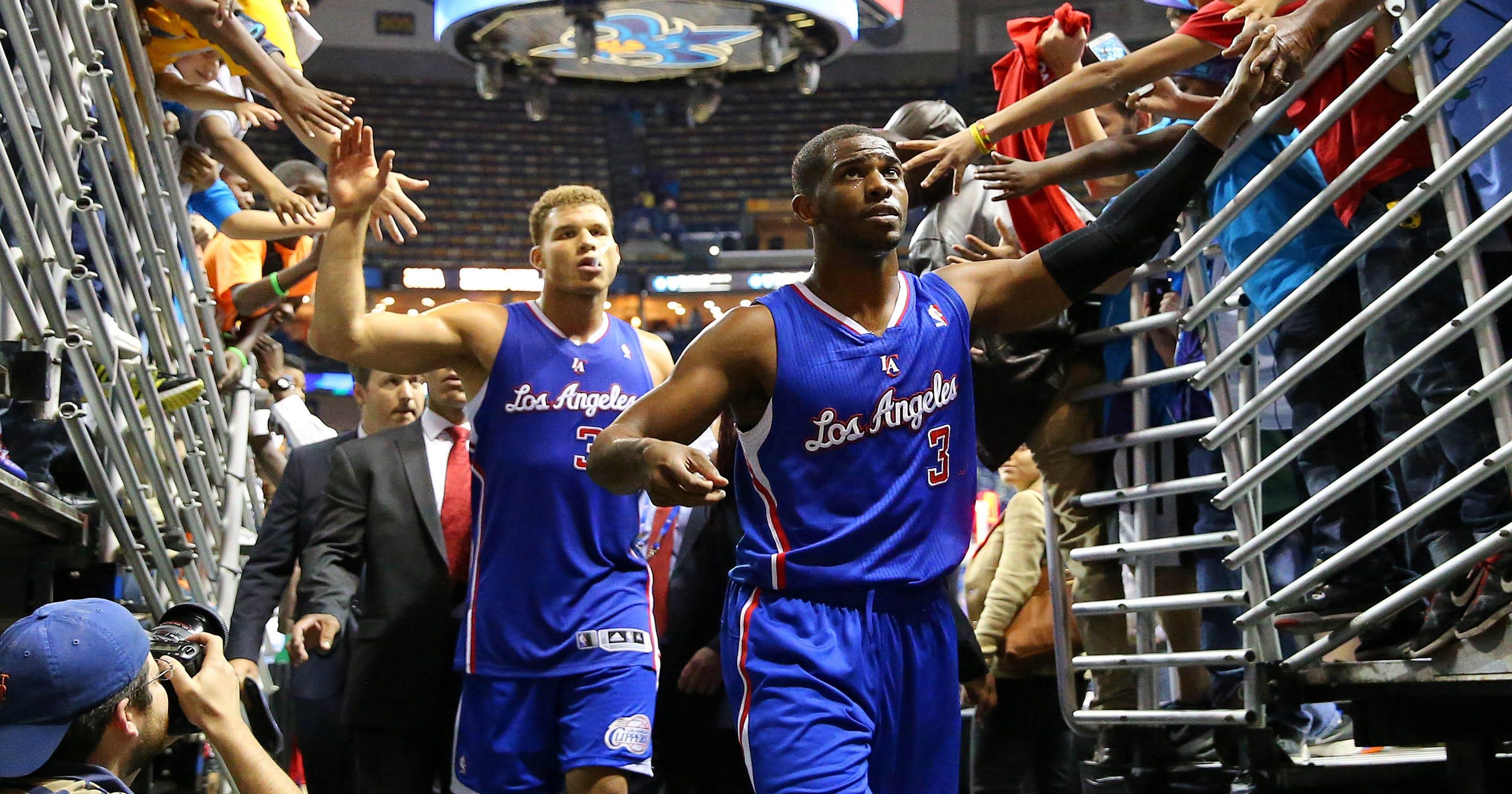 403590059 NBA Watchability Rankings  No. 3 Los Angeles Clippers