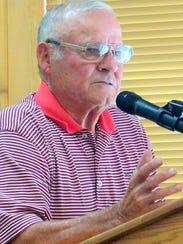 Adjacent landowner Leo Martinez said he was worried