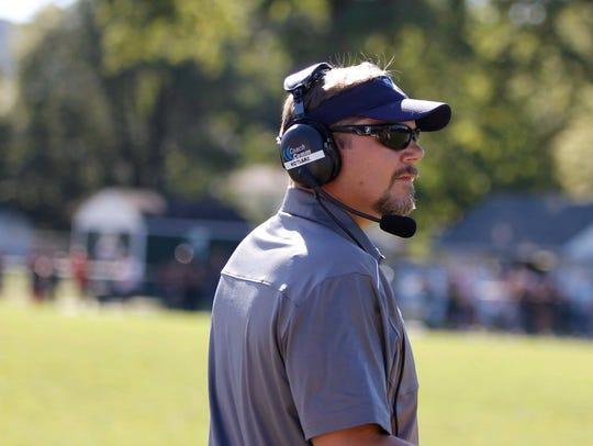 In his third season last fall, head coach Roger Kotlarz