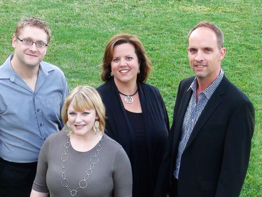 Reno-based Vertical Voices will be featured Friday during the Reno Jazz Festival.