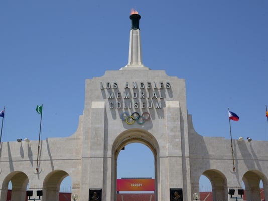 Olympic Preview: IOC Commission visit LA2024