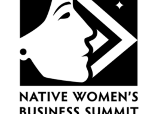 logo native women's business summit