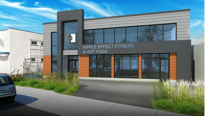 The Wauwatosa Plan Commission approved a proposed private gym during it's Dec. 11 meeting.  Ripple Effect gym would be located in a former manufacturing building at 6318 W. State St. Here is a rendering of the gym.