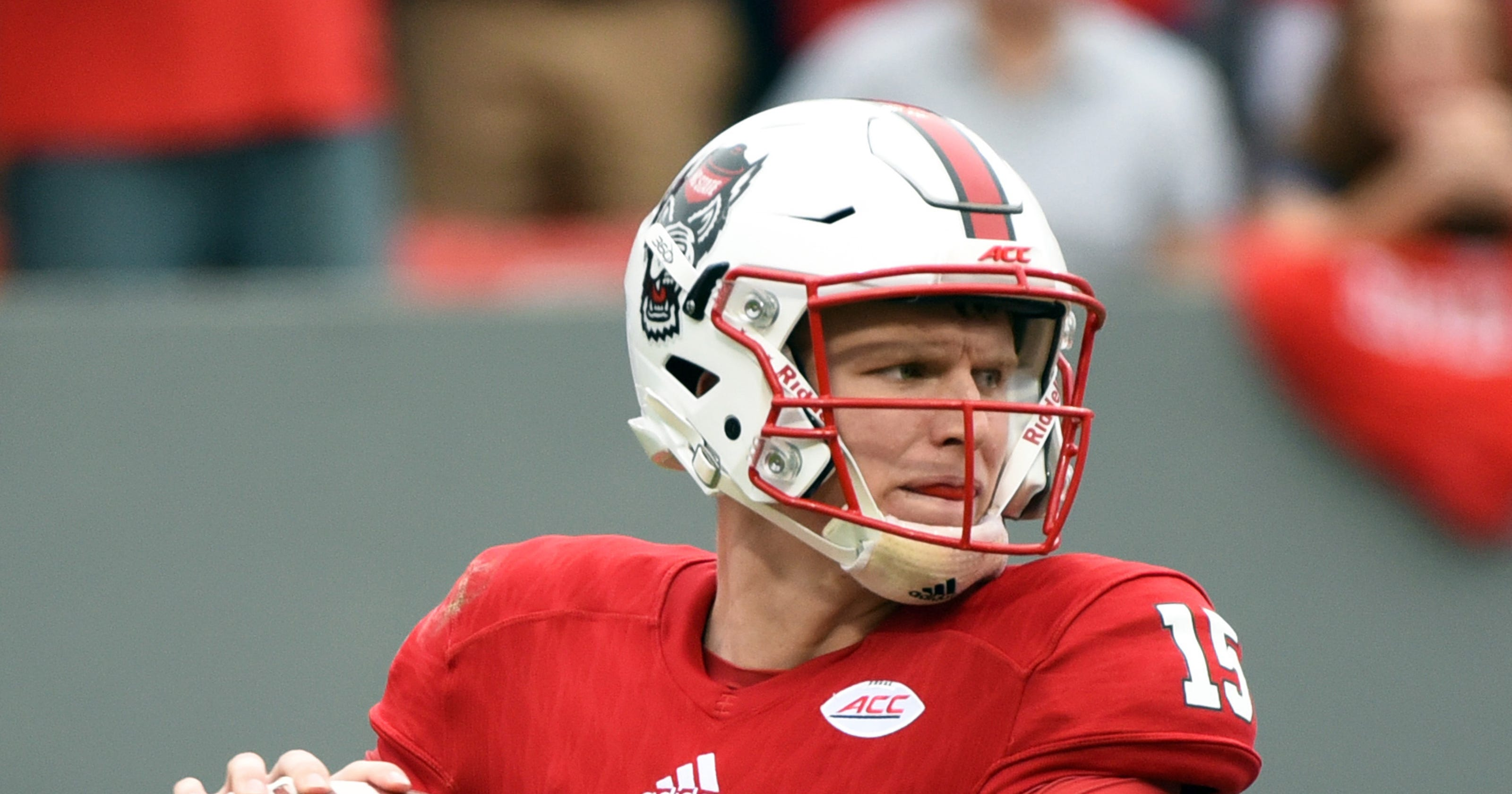 7e7f7ca6 N.C. State senior QB Ryan Finley is ready for what comes next