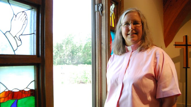 The Rev. Bonnie Klos is pastor St. Paul Lutheran Church in Port Huron Township.