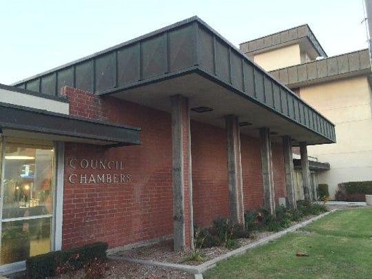 Oxnard Council Chambers