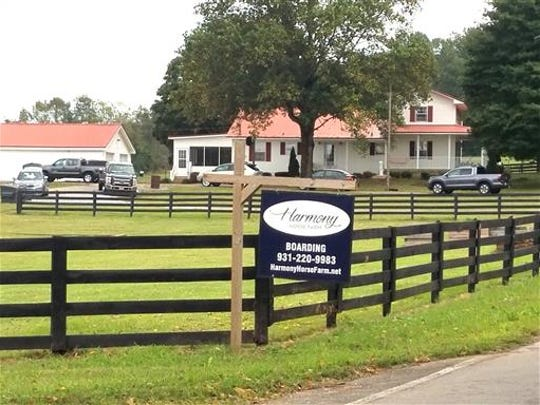This farm home in Adams near Robertson County sold