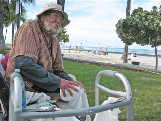 hawaii homeless