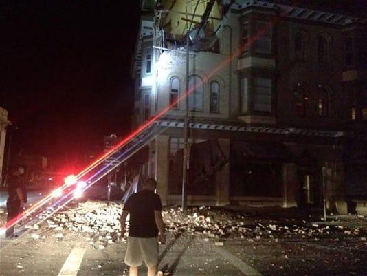 California Earthquake_Roem