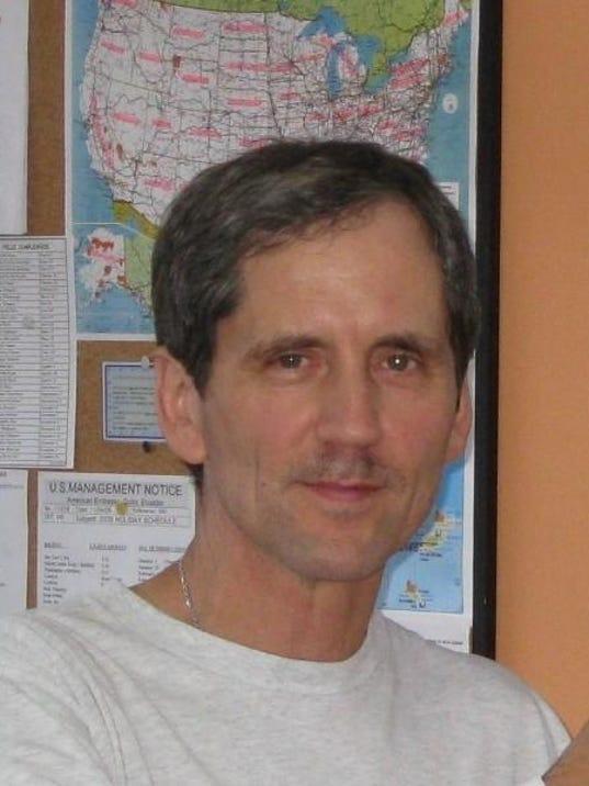 Mark Mahoney