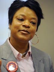 Judge Rachel Bell in 2014.