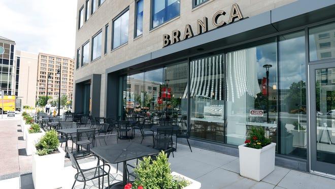 Branca Midtown restaurant.