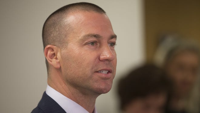 Arizona Department of Child Safety Director Greg McKay