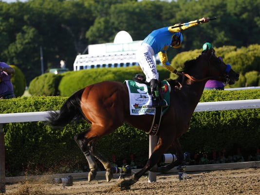 Horse Racing: 147th Belmont Stakes
