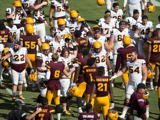 ASU football Spring Game