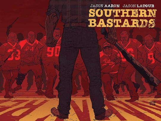 Southern Bastards cover