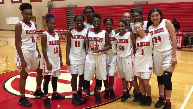 Greenville went 4-0 and defeated Wade Hampton in the championship game to win the Lady Raider Thanksgiving Invitational.