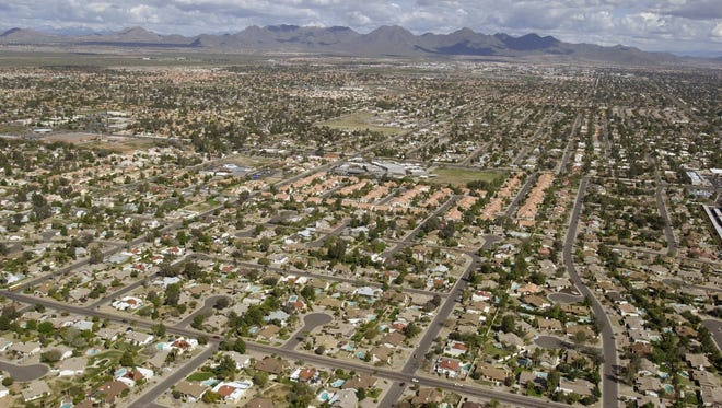 Parts of Maricopa County have been selected for a Census system test.