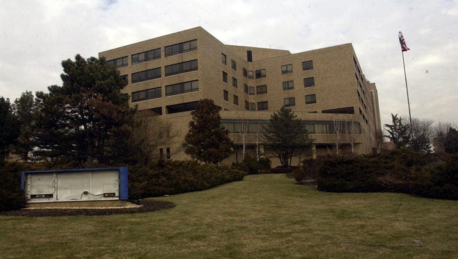 The former United Hospital in Port Chester.