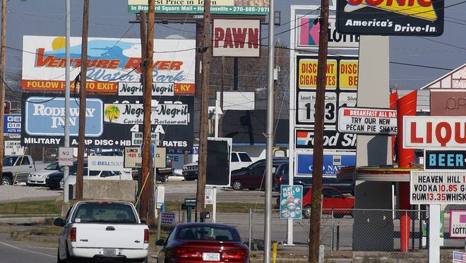 Businesses around Fort Campbell were concerned that if troops were sent to Iraq in 2004, their business would suffer like when soldiers were sent to Iraq during the Gulf War in 1991.