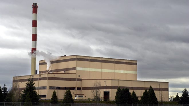 Covanta Marion, Inc. in Brooks, processes all of Marion County's garbage.
