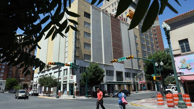 The city Building and Standards Commission is scheduled to hold a hearing Wednesday concerning alleged city code violations for the former American Furniture building at Oregon Street and San Antonio Ave. in downtown El Paso.