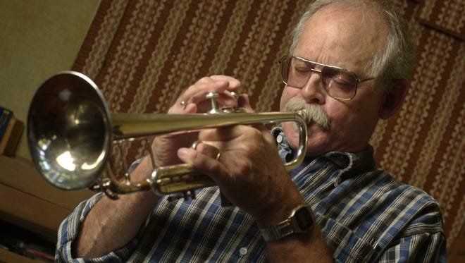 Paul Smoker, jazz trumpeter and educator, died last weekend at his home in Bushnell's Basin.