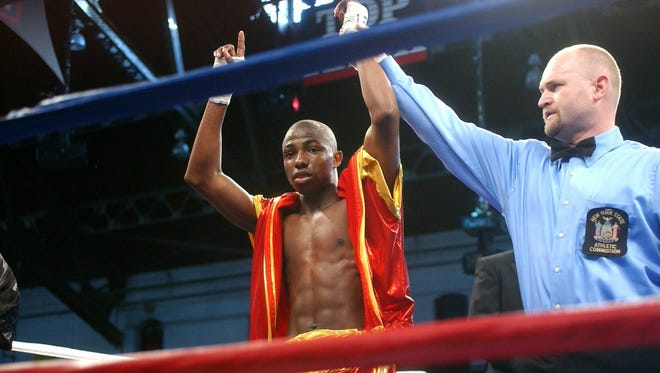 Professional boxing returns to The Main Street Armory Thursday night with a nine-fight card.