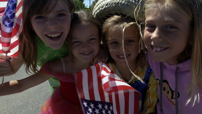 The family-oriented  Liberty Fest in Canton  returns Thursday for its 25th year.