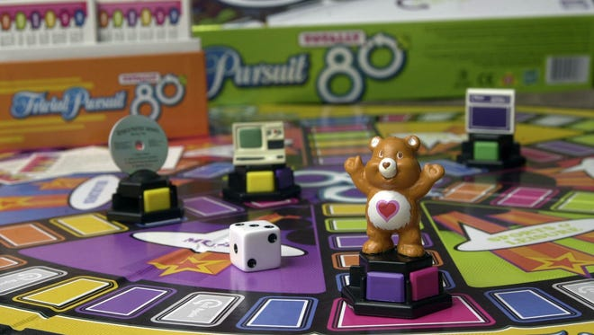 Trivial Pursuit's Totally 80s Edition.