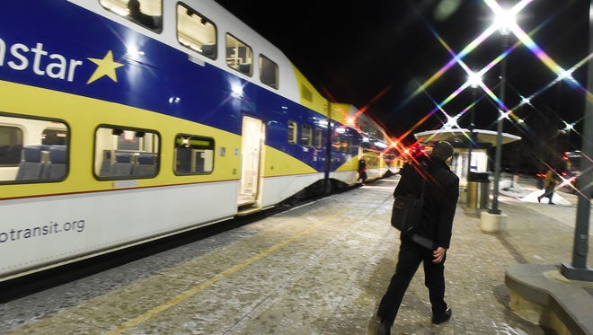 Gov. Mark Dayton is proposing to spend $3 million to test Northstar rail service between St. Cloud and Minneapolis.