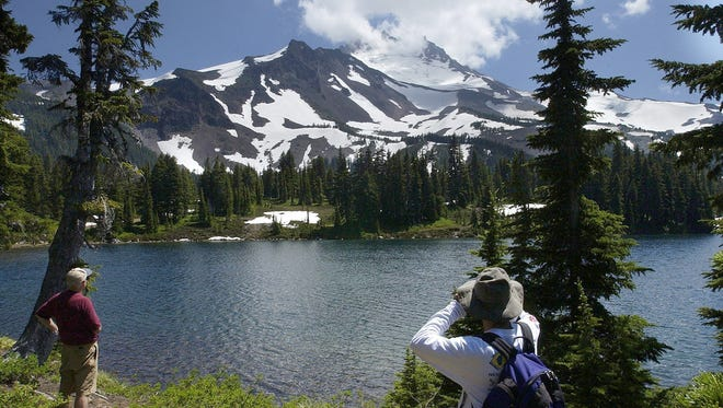 Backpackers and hikers could be required to get a permit before entering five wilderness areas in Oregon, including the Mount Jefferson area.
