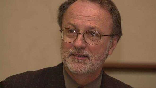 Former congressman David Bonior in 2001.