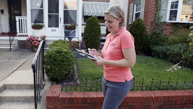 Brenda Mayrack, the Democratic candidate for state auditor, will debate Republican incumbent on WDEL at 6 p.m. Tuesday.