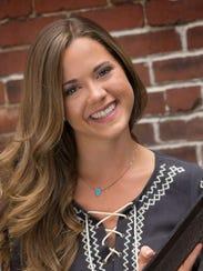 Austyn Stierwalt, the daughter of Rich and Cindy Stierwalt