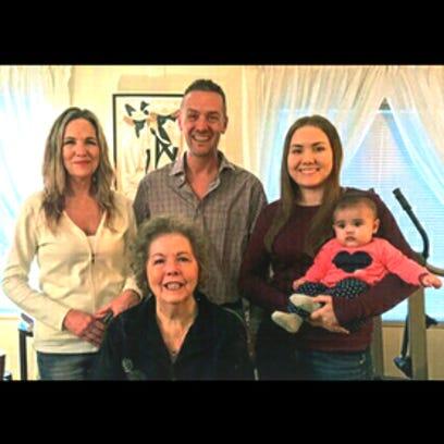 Engagements: 5th Generation Betty & Michael Cathey Ashely Olivia