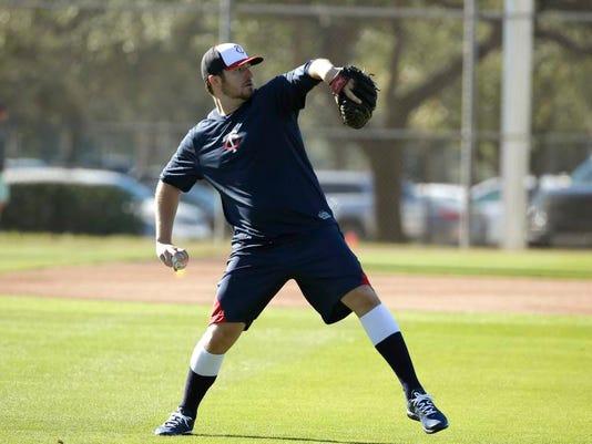 Twins Spring Baseball