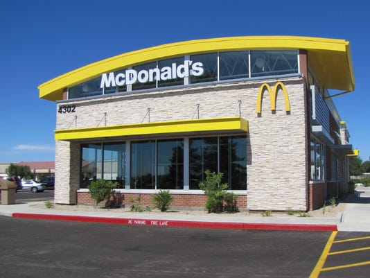 Glendale McDonald's